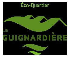 Logo pour l'éco-quartier